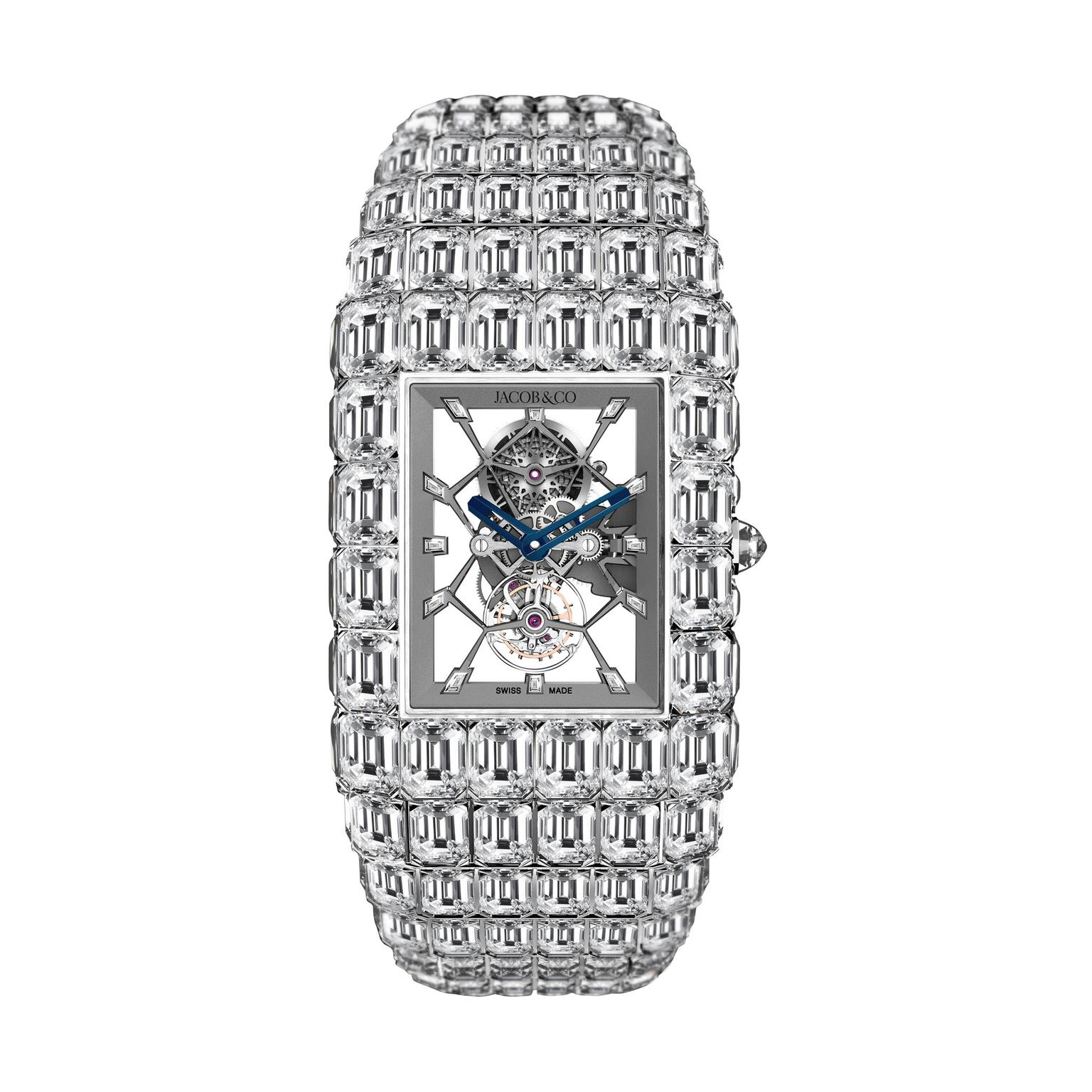 Jacob & Co Billionaire diamond watch_zoom