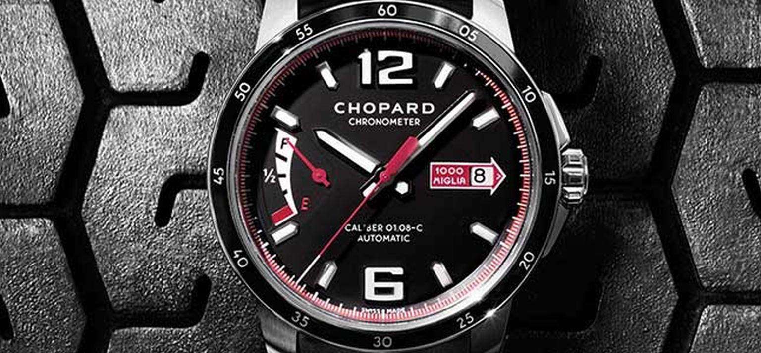 Chopard -Mille -Miglia -GTS-Power -Control -watch
