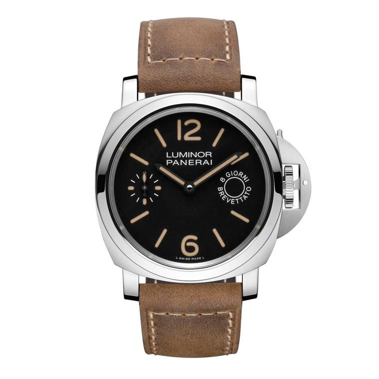 Panerai Luminor Marina 8 Days Acciaio_zoom