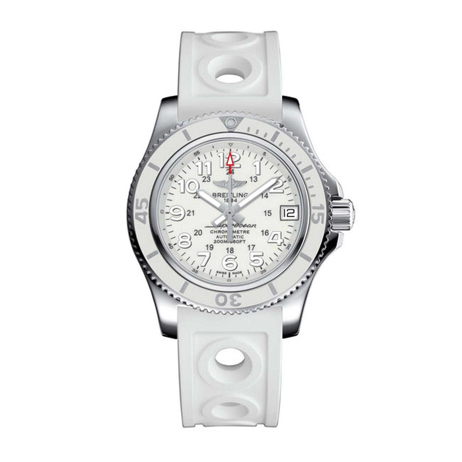 Breitling Superocean II 36 womens watch_main