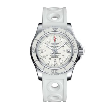 Breitling Superocean II 36 womens watch_zoom
