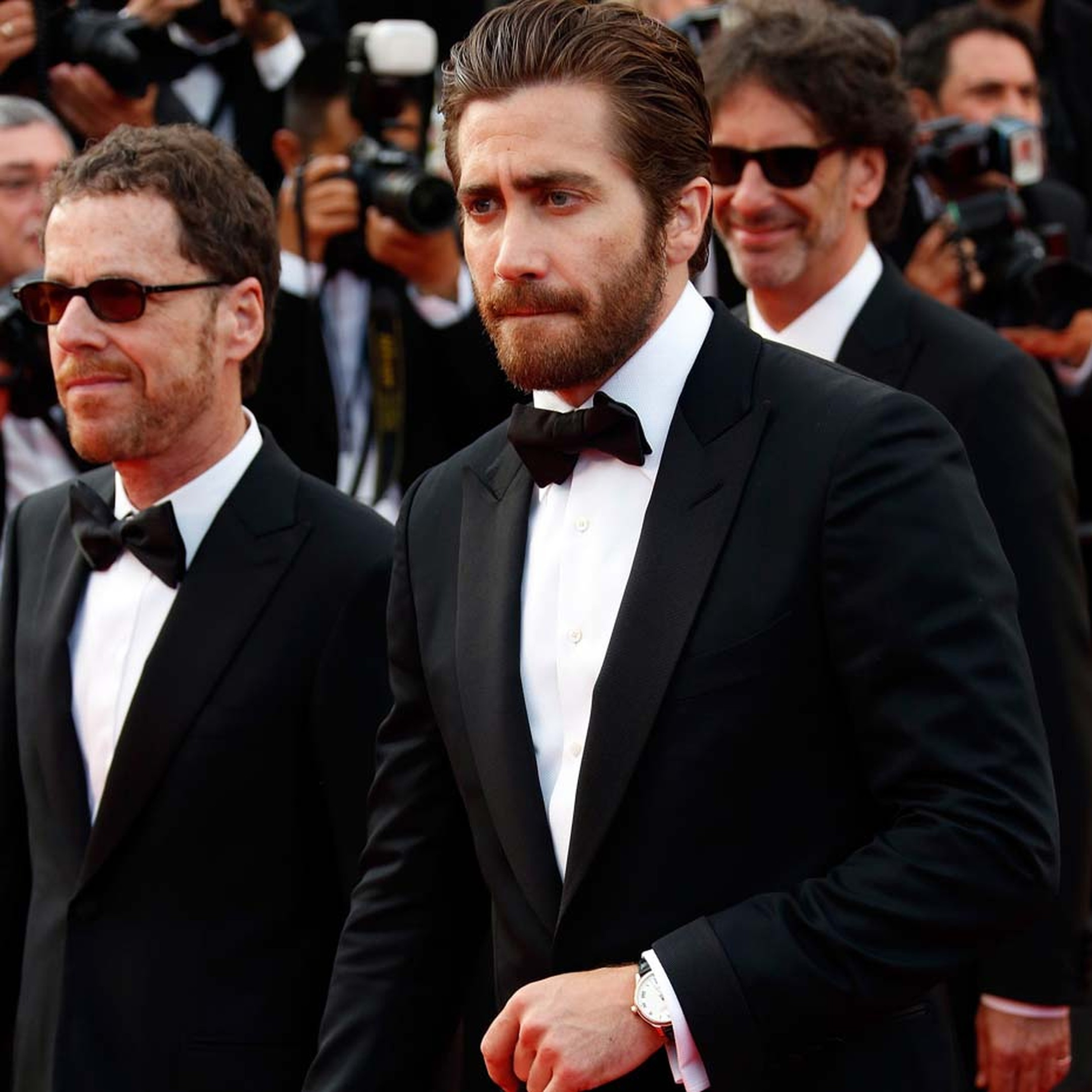 Cannes _Day One _Chopard _Jake Gyllenhaal _square