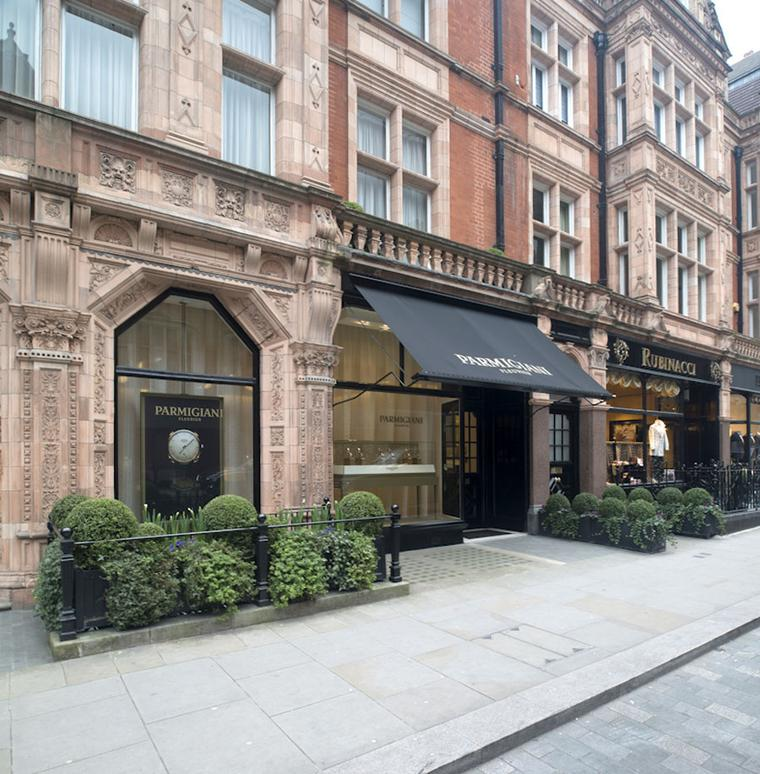 Parmigiani opens a new atelier in the heart of Mayfair