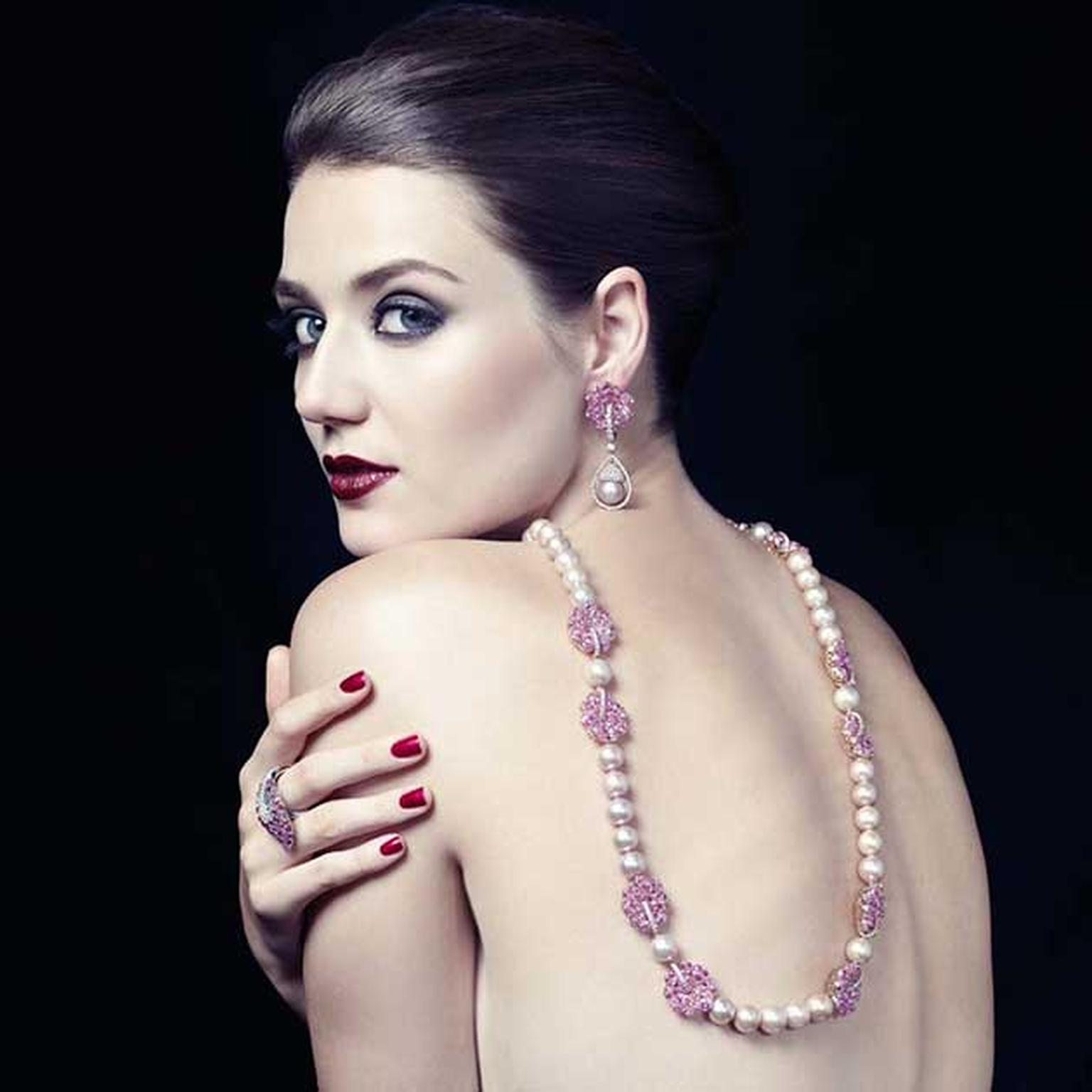 Butani -pearl -and -pink -sapphire -set