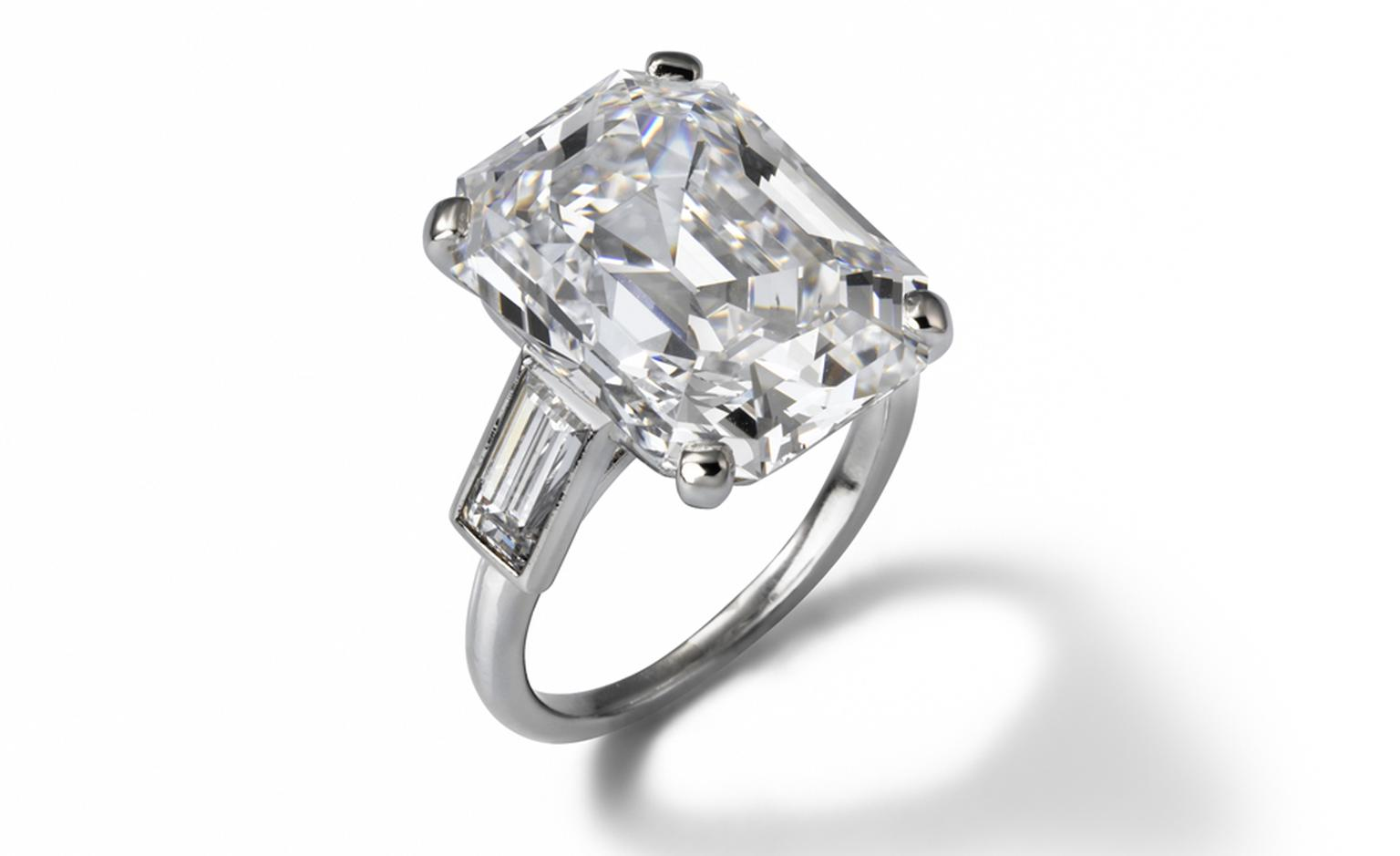 Grace Kellys Engagement Ring The Jewellery Editor