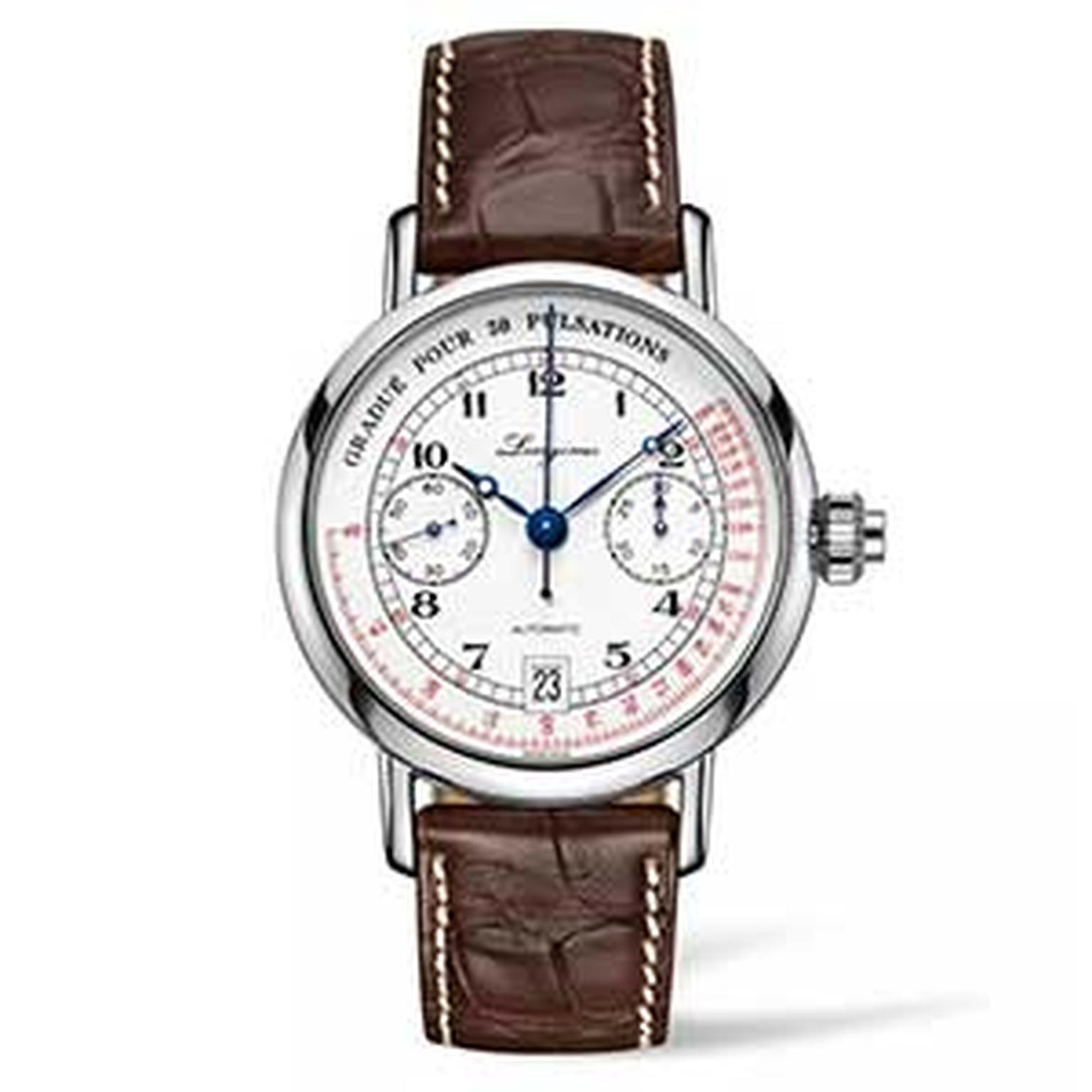 Longines -doctors -watch