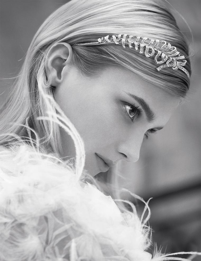 Chanel takes inspiration from the feather for its new fine jewellery collection