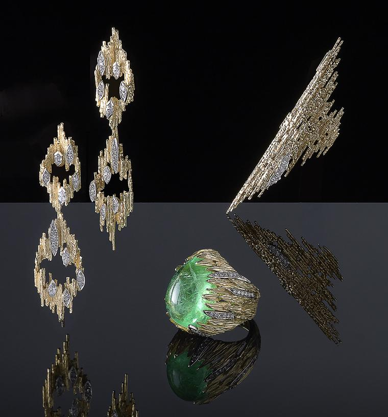 Works by the legendary jeweller Grima to go on display at Art Antiques London this week