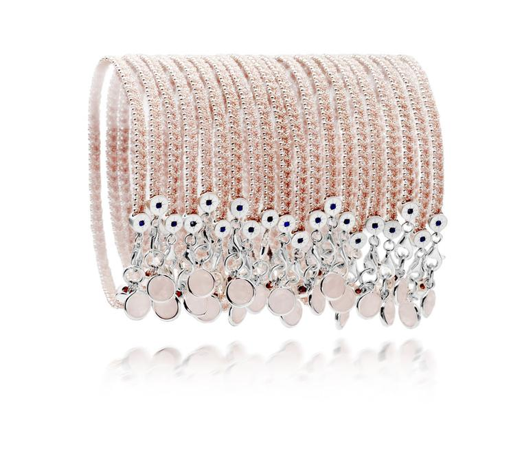 Astley Clarke launches new bracelet to support breast cancer charity