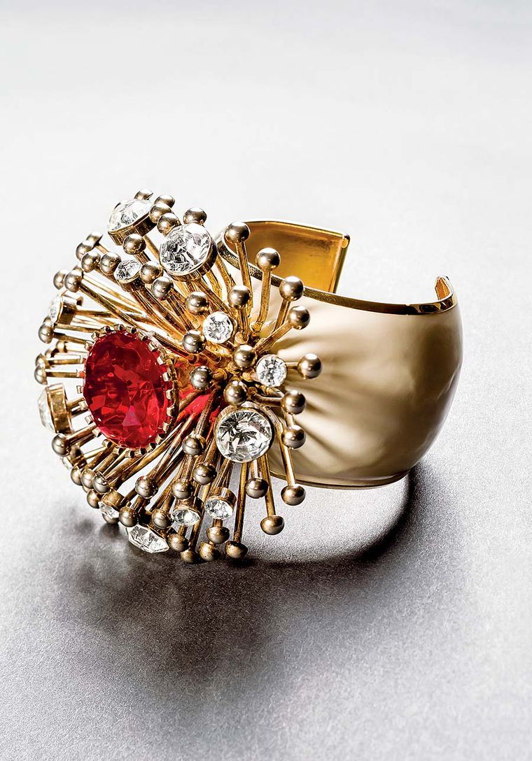 Fashion Jewelry The Collection Of Barbara Berger At The