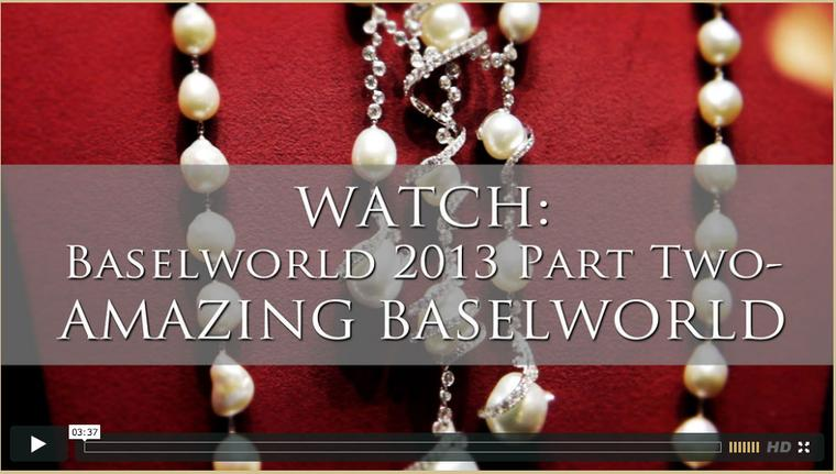 Amazing Baselworld video is now out