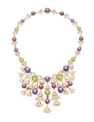 Bulgari reveals Diva high jewellery collection at Paris Haute Couture week