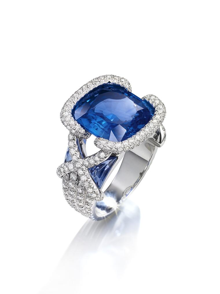 New Liens Haute Joaillerie collection by Chaumet debuts at Paris Couture Week