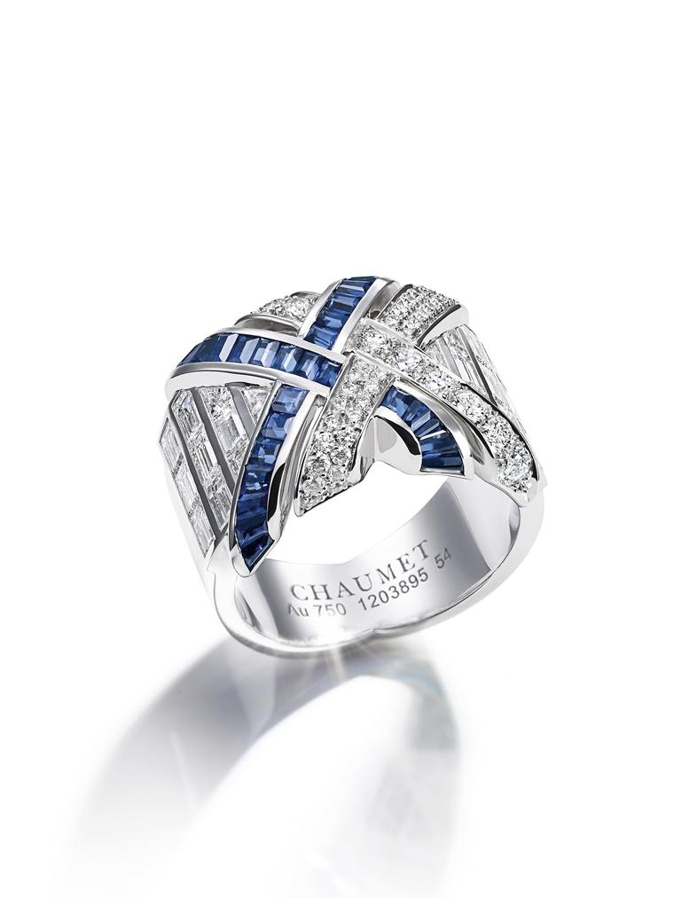 Wedding Band With Sapphire 96 Perfect  high jewellery band