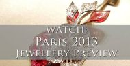 Watch our video of high jewels shown at Paris Couture week 2013