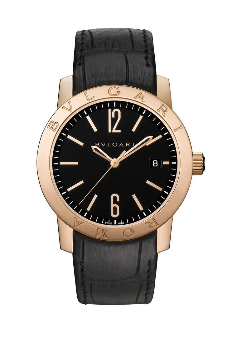 Two emblematic watches are relaunched by Italian jeweller Bulgari
