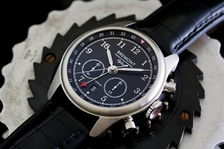 The Codebreaker watch by Bremont is part historical artefact part mechanical timepiece
