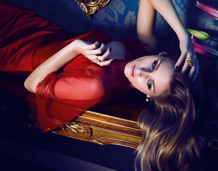 The Jewellery Editor Exclusive: Olivia Palermo fronts the campaign for the new Tesoros del Imperio collection by Carrera y Carrera