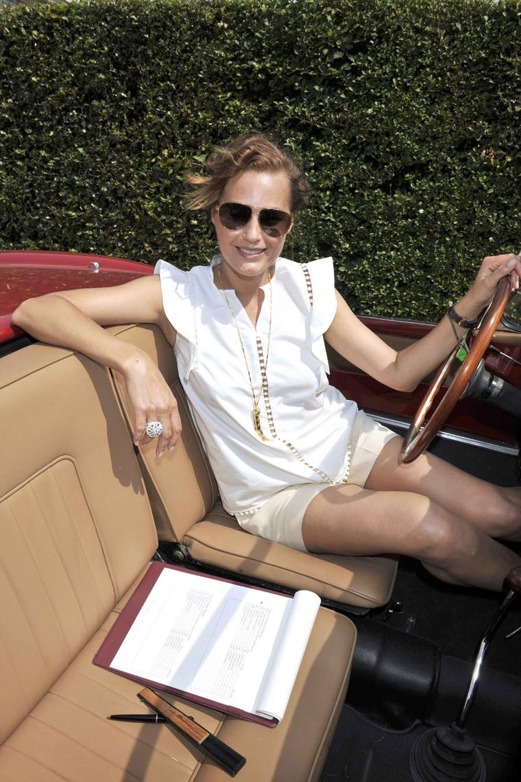 Cartier hosts annual Style et Luxe competition at Goodwood Festival of Speed