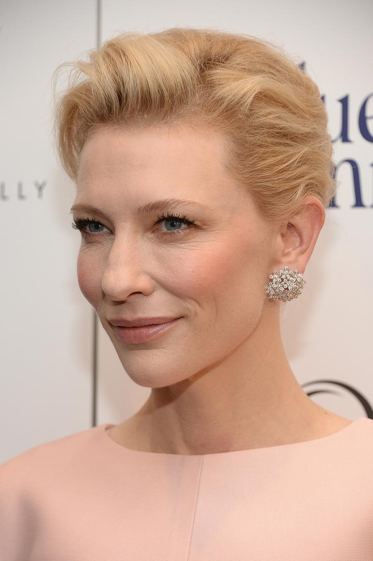 Cate Blanchett dazzles in Van Cleef & Arpels at her latest film premiere in New York