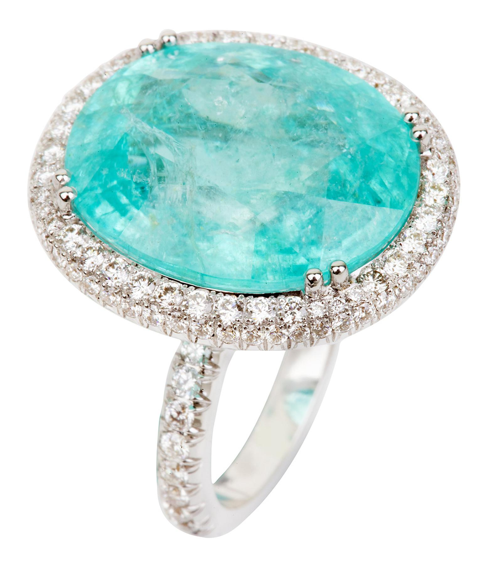 Head turning Paraiba tourmalines: a million times rarer than diamonds