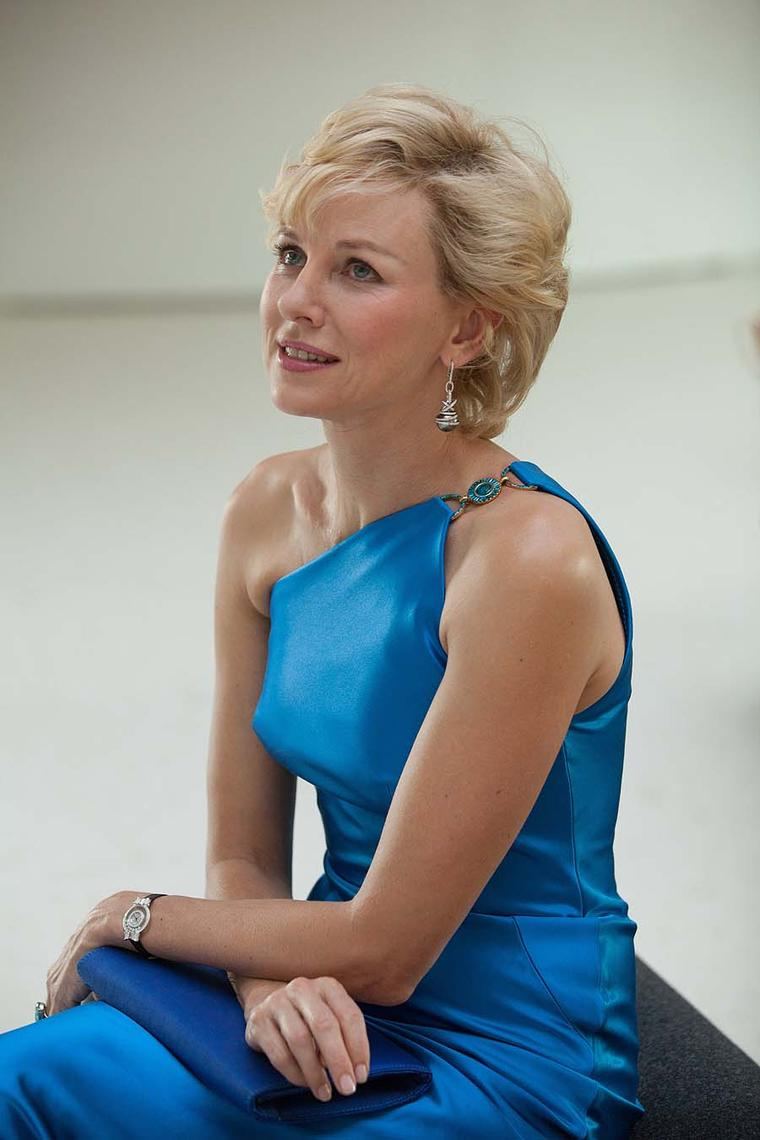 Chopard announces its latest big screen role as official jeweller to Diana the movie starring Naomi Watts