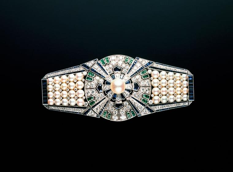 Important Mikimoto pearls to go on display at the V&A Pearls exhibition in September