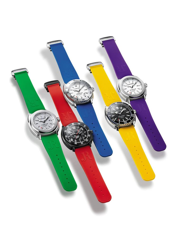 Add a colourful twist to your timekeeping with these summer ready watches