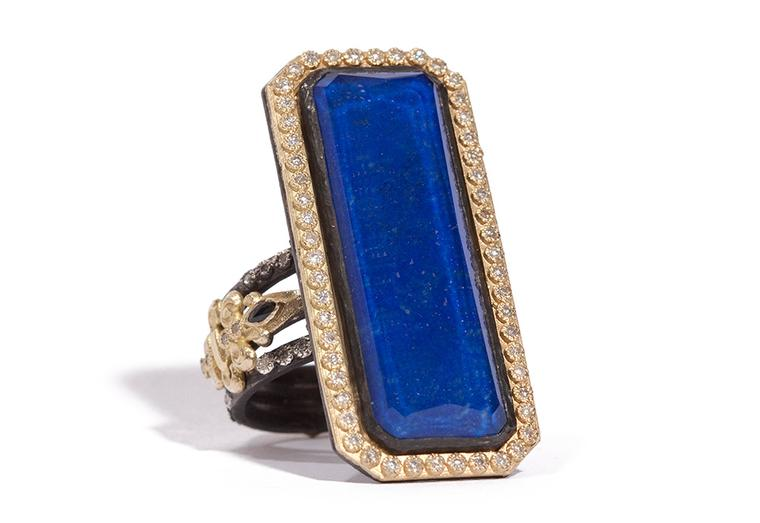 The entrancing colours of lapis lazuli have left wearers spellbound for millenniums