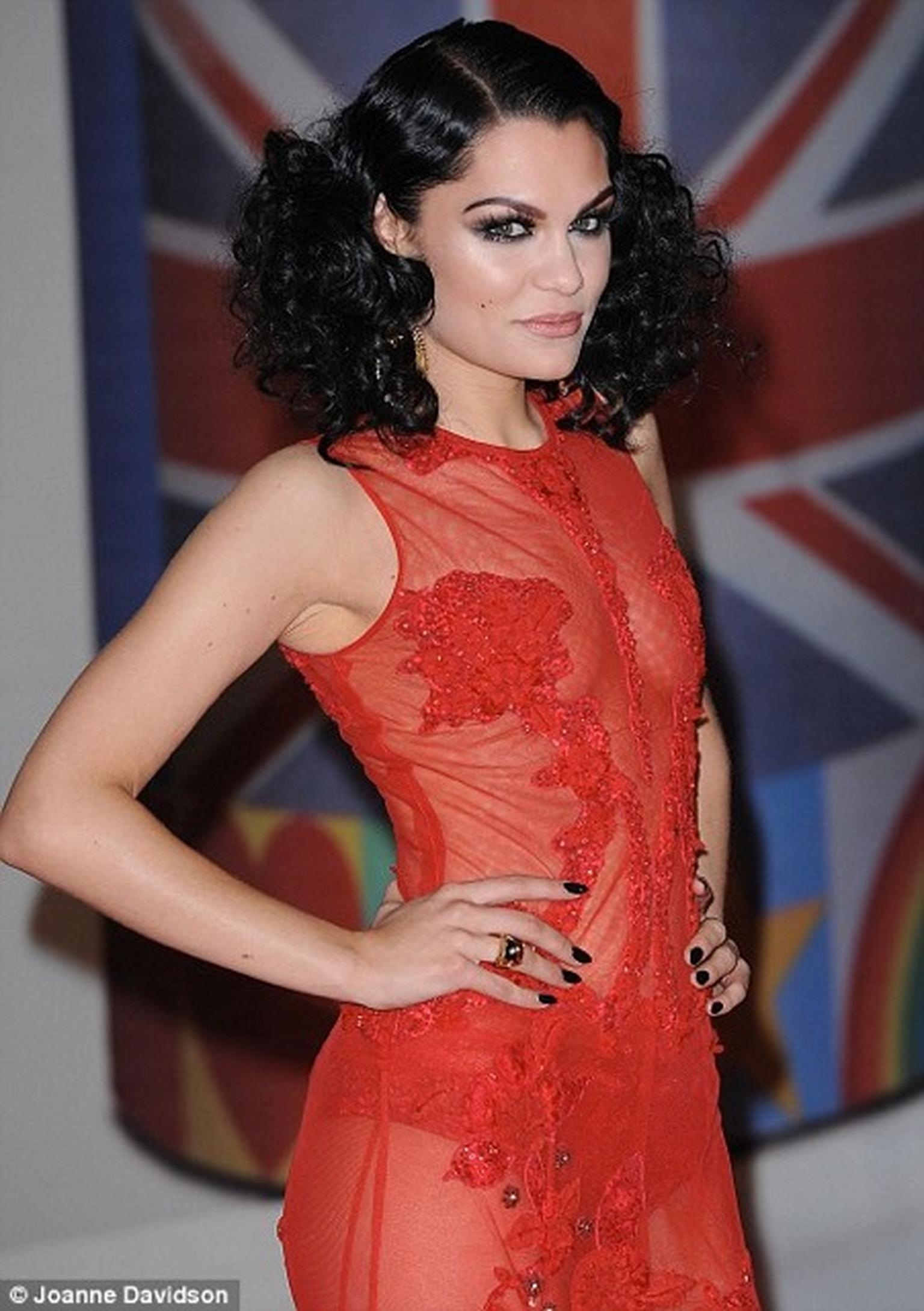 Stephen Webster Jessie J BRITs 2012