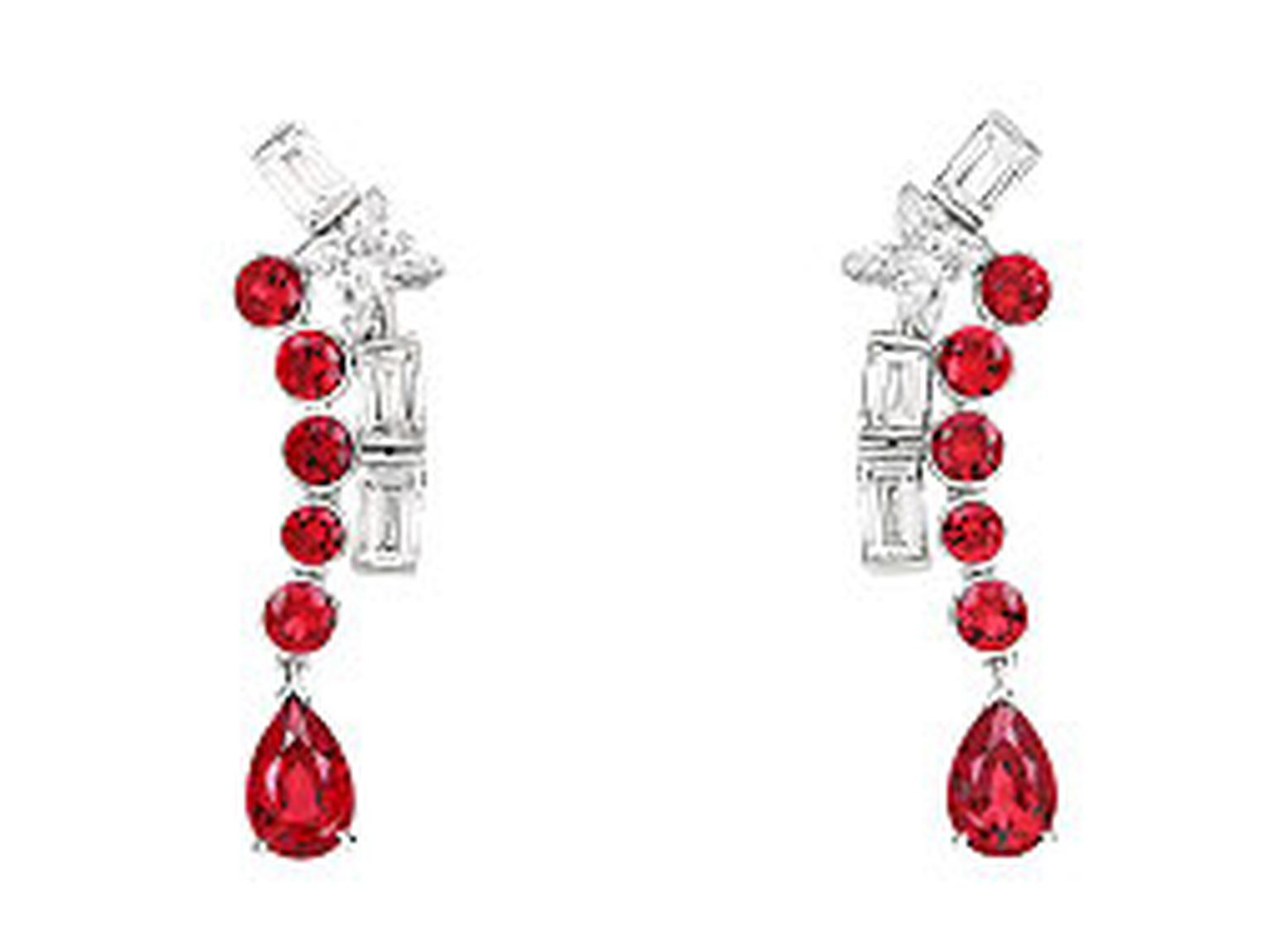 Louis Vuitton Oscars Earrings