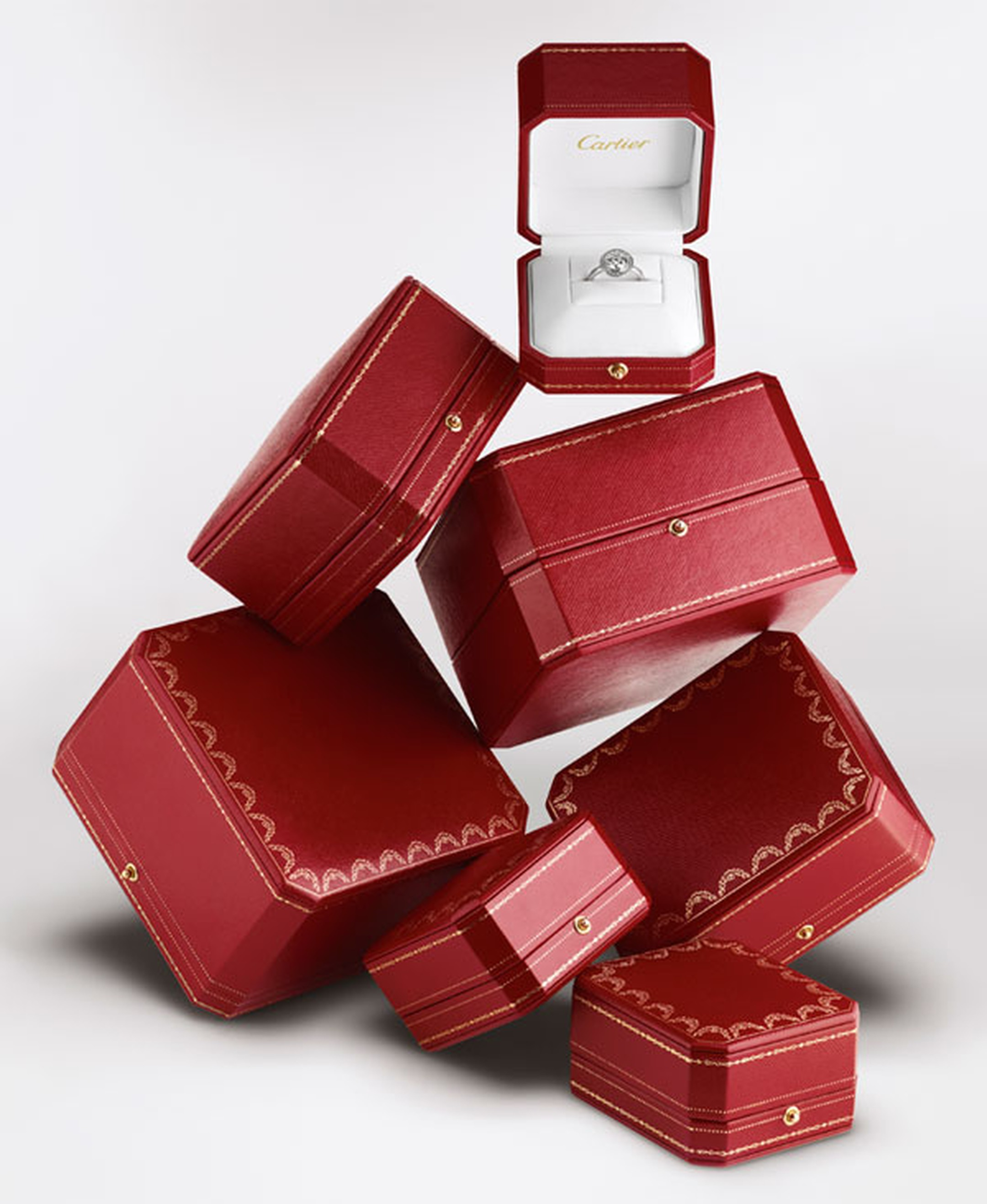 Cartier-boxes-and-Cartier-d'Amour-solitaire