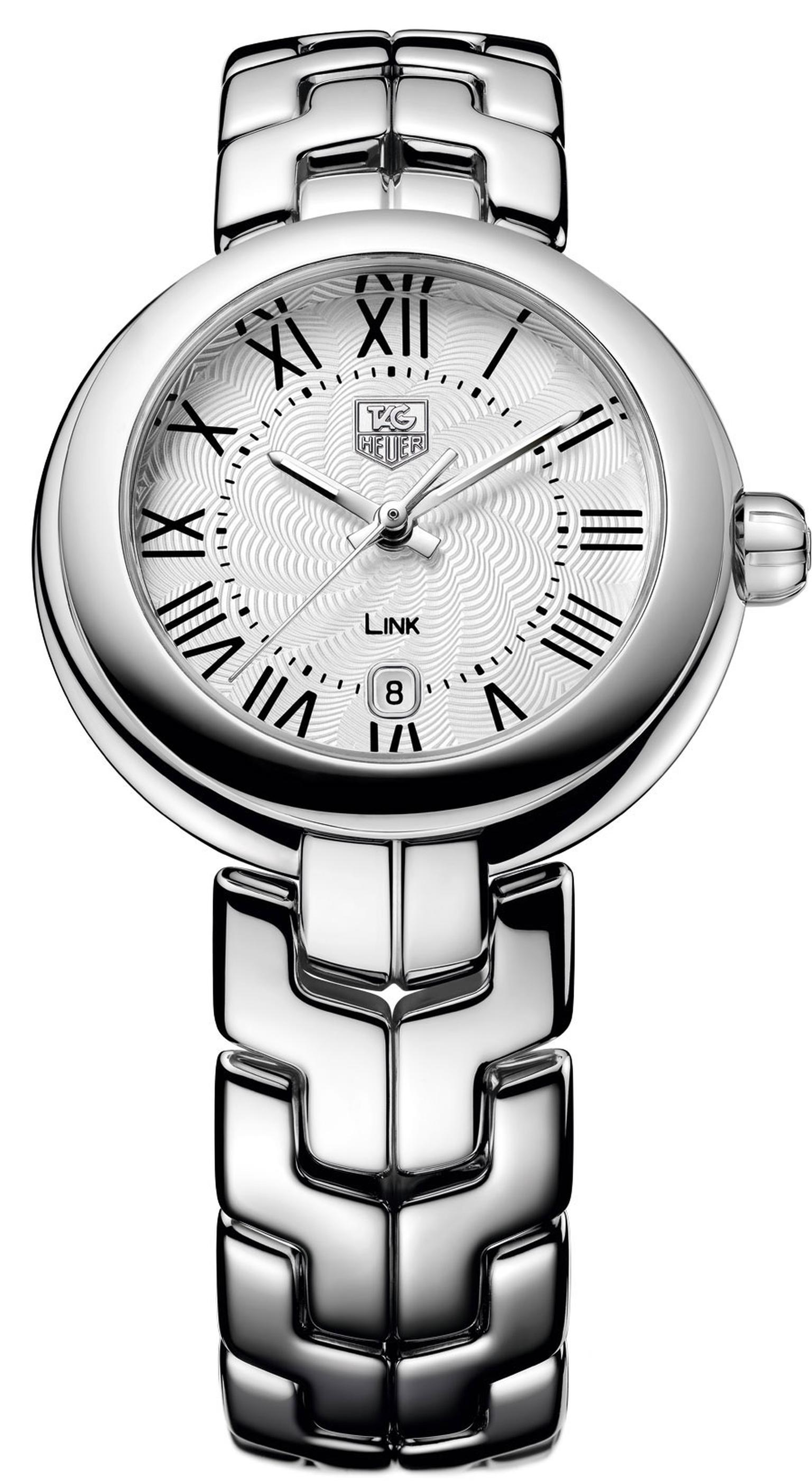 Tag-Heuer-Link-Lady-Roman-Numerals_Dial