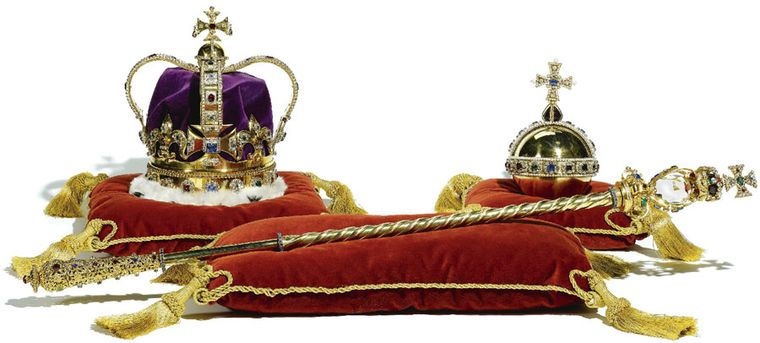 Sotheby's Replica Crown Jewels