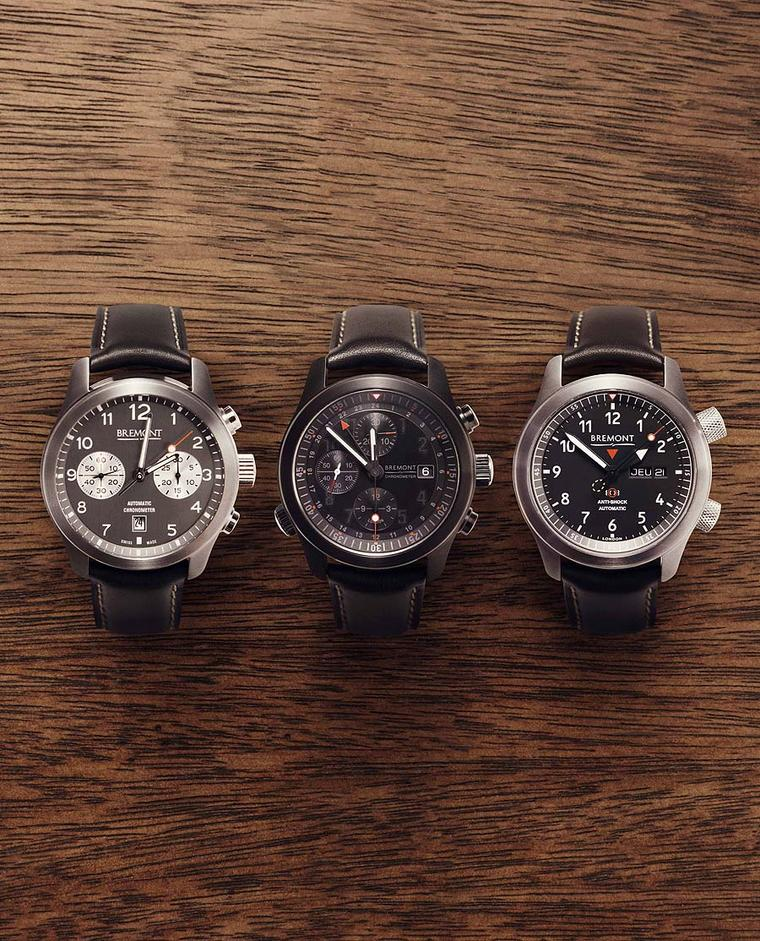 Online fashion destination Mr Porter partners with Bremont to introduce luxury watches