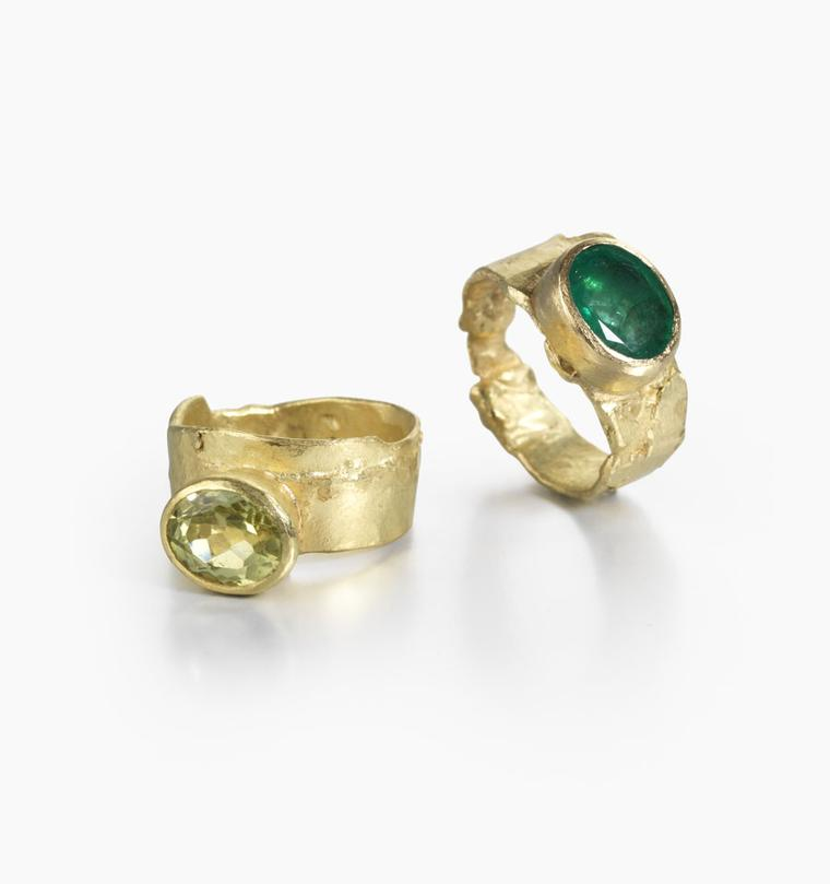 The Goldsmiths Fair returns to London on 23 September with an exciting line up of independent jewellers