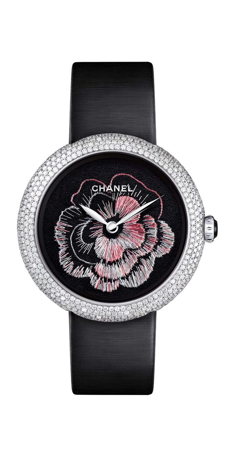 Feminine watches make a big impression as the finalists of the Geneva Watchmaking Grand Prix 2013 are revealed