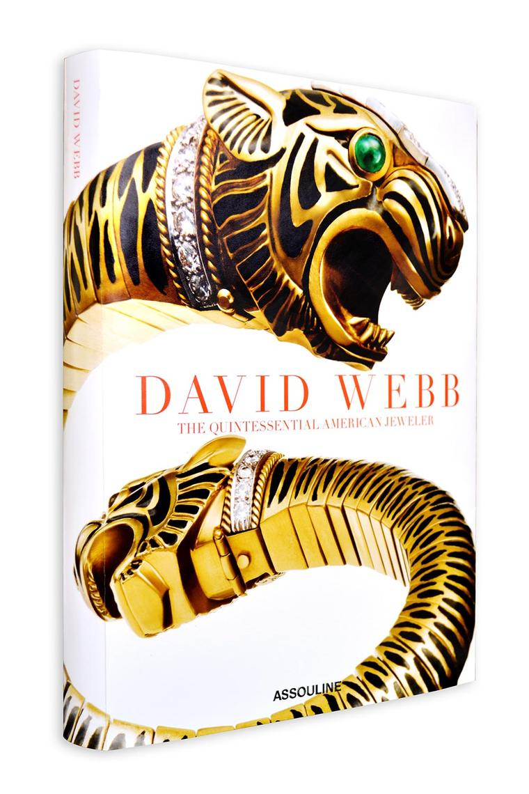 a new title by luxury book publisher assouline explores the life david webb the quintessential american jeweler published by assouline explores the career of one of america s most successful designers david webb