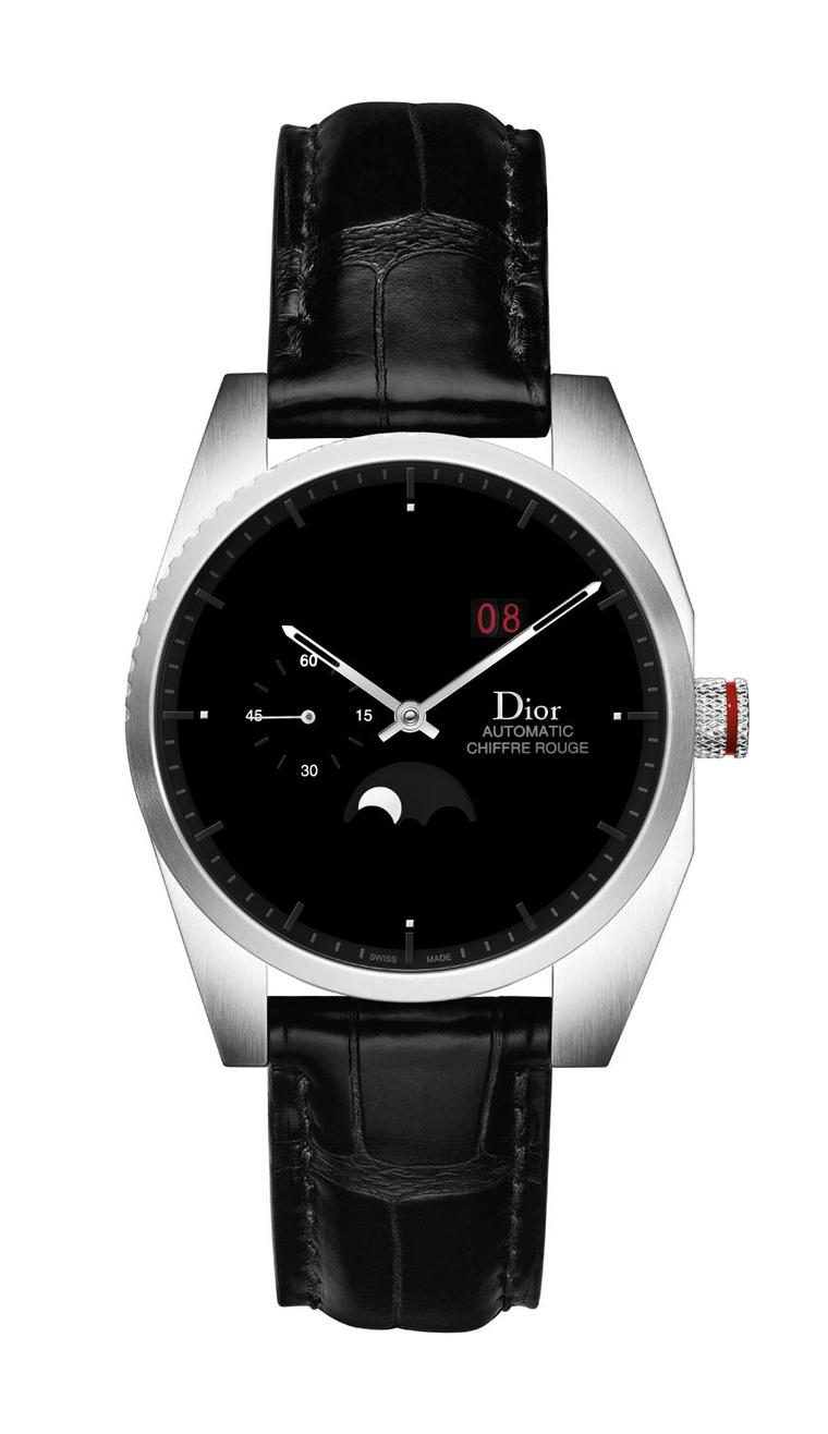 Dior adds three impeccably stylish new timepieces to its Chiffre Rouge collection for men