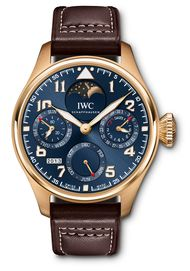 Charming details distinguish the new Le Petit Prince Pilot's watches by IWC