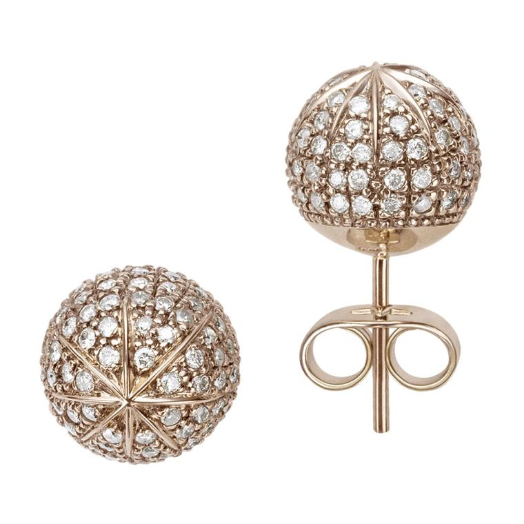 Hstern Copernicus-earrings-in-Noble-Gold-and-diamonds.  £ 3,600