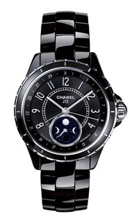 Chanel looks to the stars with the new J12 Moonphase