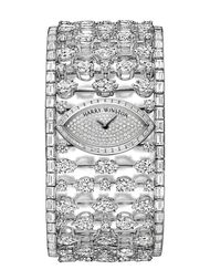 Harry Winston adds a sparkling new diamond timepiece to its Ultimate Adornments High Jewellery Collection