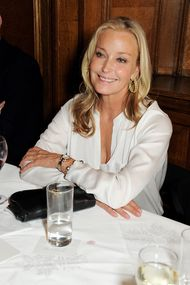 Actress Bo Derek arrives in London to celebrate 30 years of the TAG Heuer Aquaracer watch