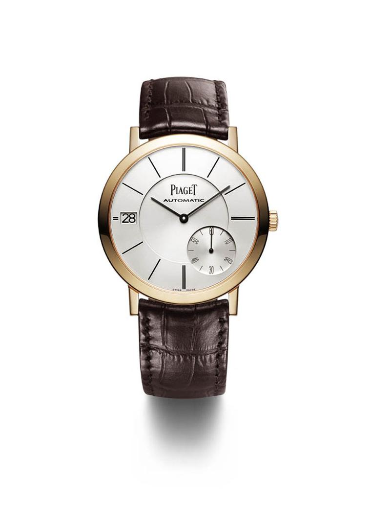 Piaget adds two world firsts to its ultra slim Altiplano collection of watches
