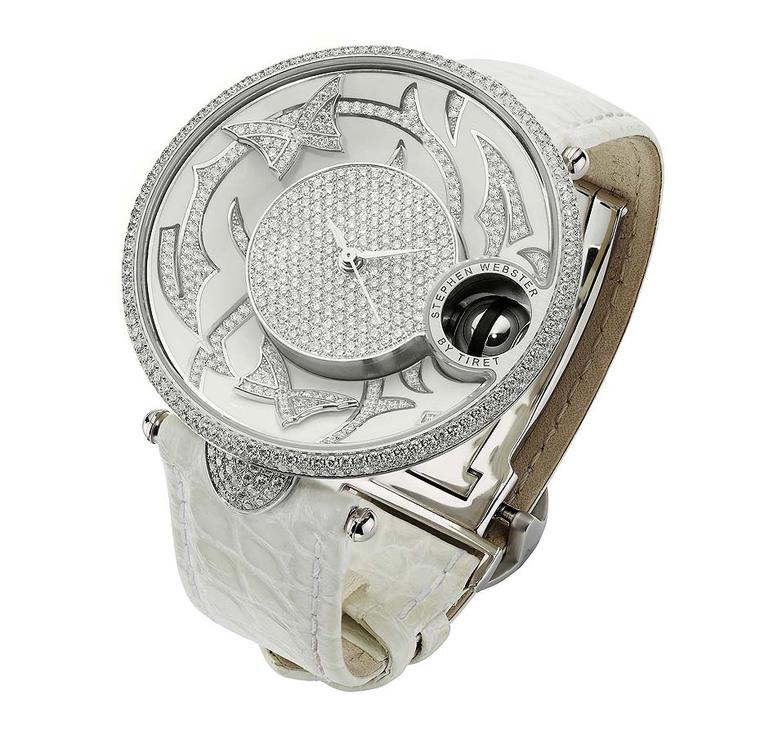Stephen Webster Fly by Night 2013 watch collection