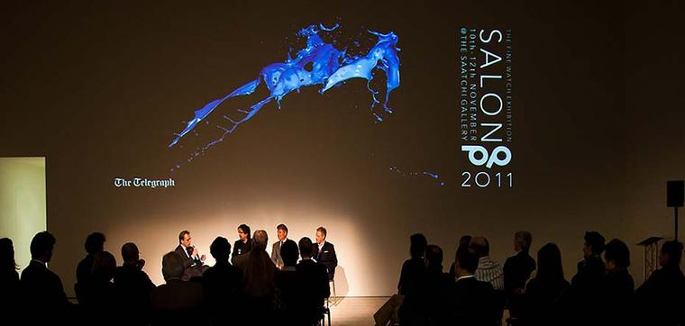 Last year's SalonQP attracted 6,000 visitors to the Saatchi Gallery over three days.