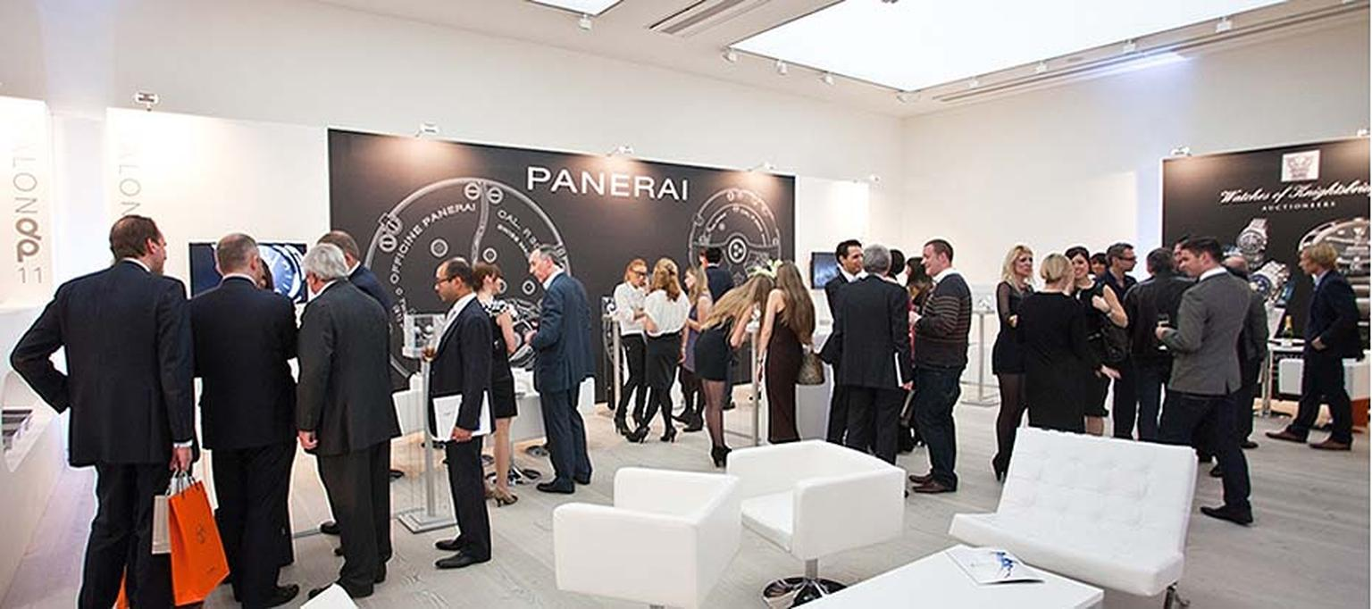 SalonQP is the only event in the UK where you can find out more about the latest watches on the market and speak to the people, and often watchmakers, behind the launches.