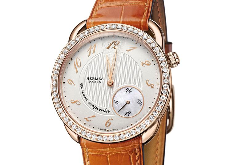 The Hermes Arceau: original mechanical complications with a special Hermes twist