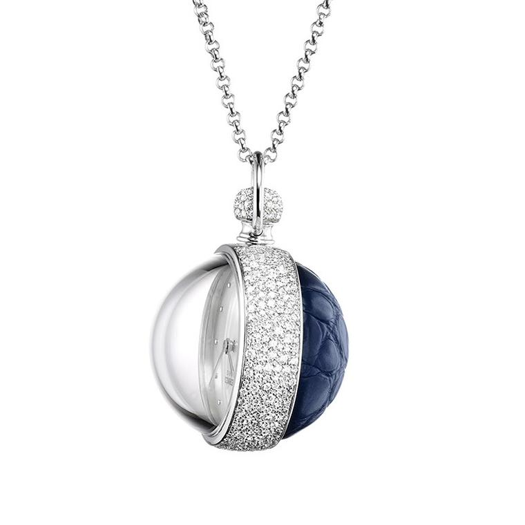 The new Pendentif Boule by Hermes combines luxury with a sense of fun